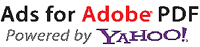 Adobe Ads powered by Yahoo!
